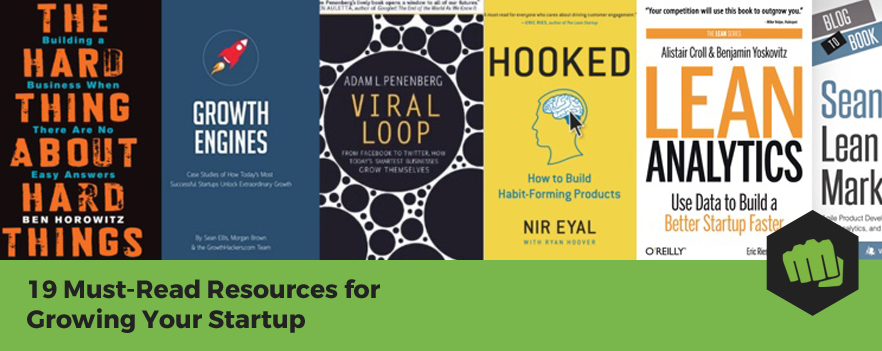 Featured image - 19 Must-Read Resources for Growing Your Startup